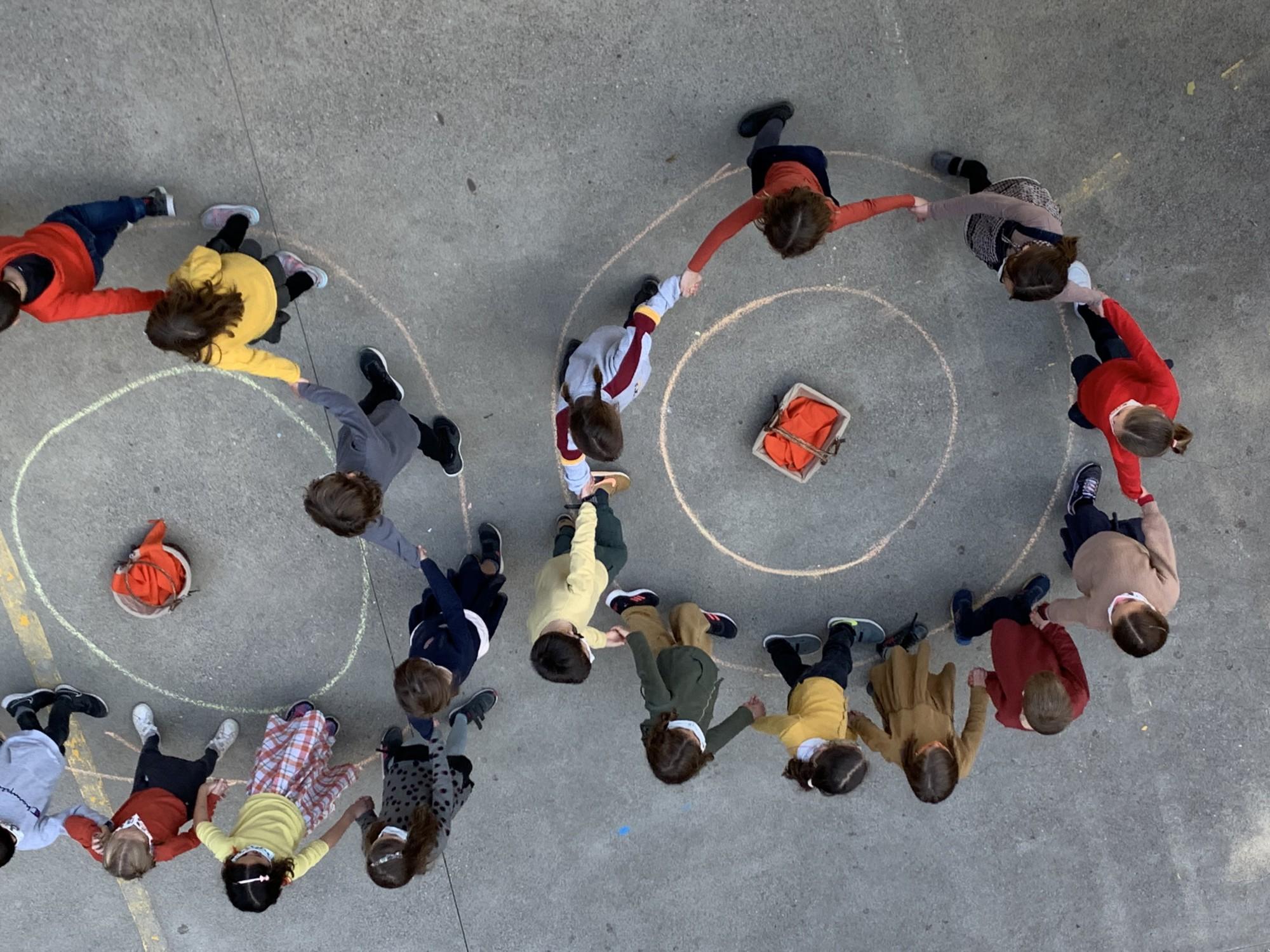 La Castanyada 2020 a educació infantil i primària