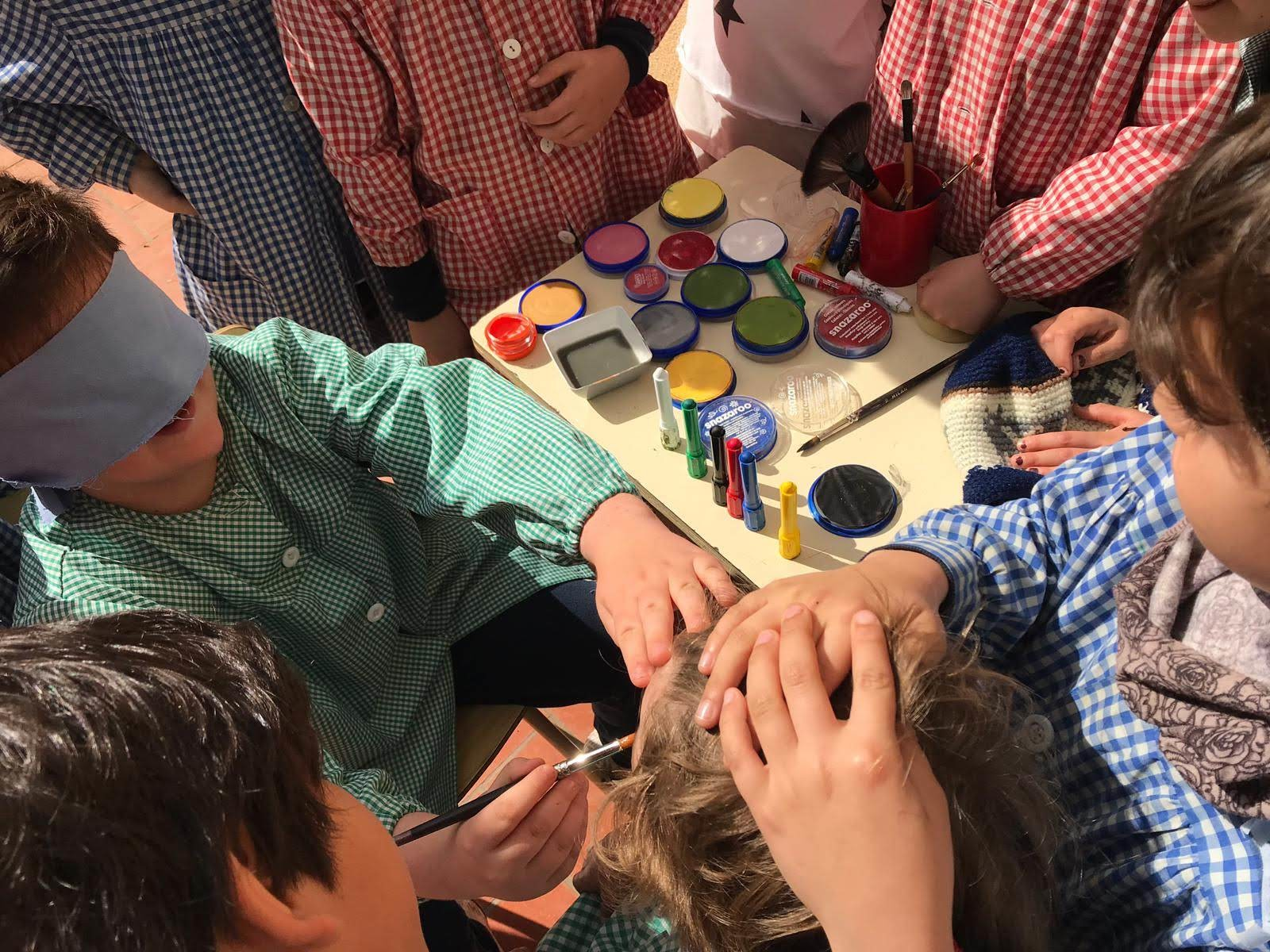 Gimcanes de Sant Jordi d'Educació Infantil i Primària