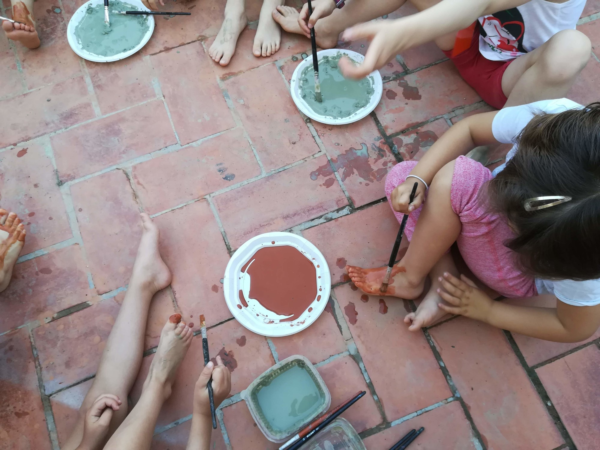 Setmana de jocs lúdics a educació infantil