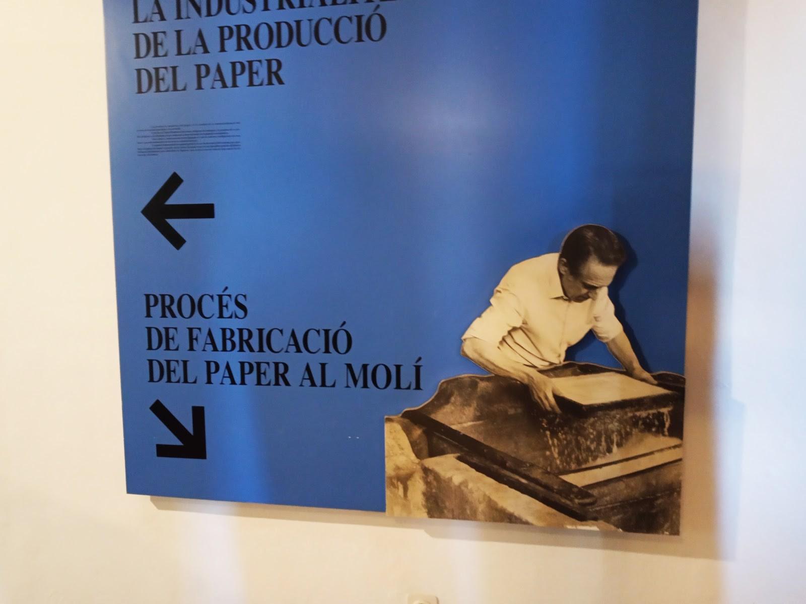Excursió al Museu Molí Paperer de Capellades
